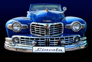 Ford Lincoln 1948