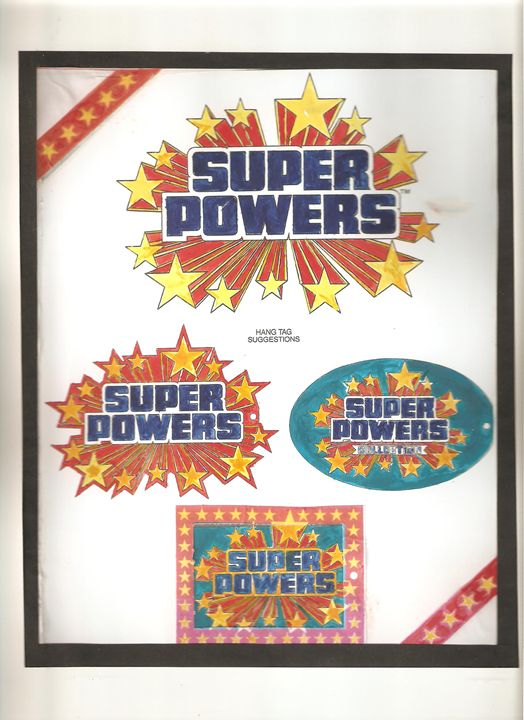 SUPER POWERS ART - ART_FOR_U_99
