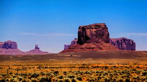 Red Buttes 1