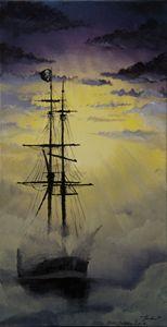 Les' Pirate Ship