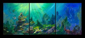 Underwater Wonderland (Custom/SOLD)