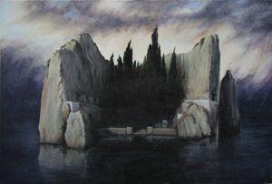 Toteninsel (Boecklin)
