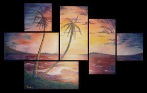 Beach Sunset (SOLD)