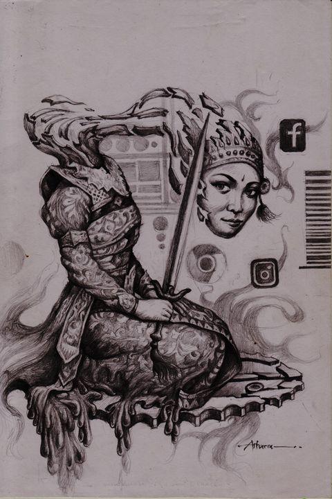Penari - ARHARRA ART