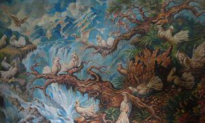 kumpulan Burung Merpati