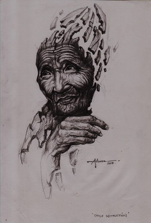 Start drawing - ARHARRA ART
