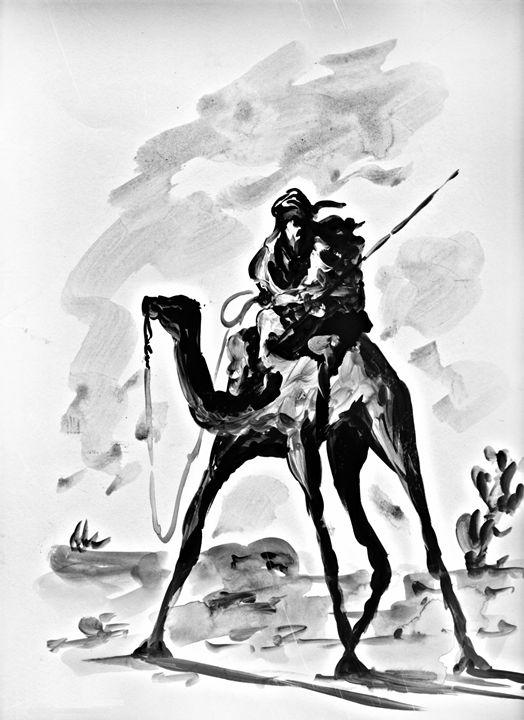 Desert Sailor - Shoaib Gallery