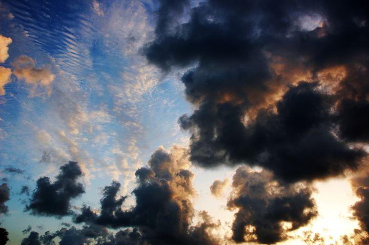 Sunrise Sky - Charlotte Marie