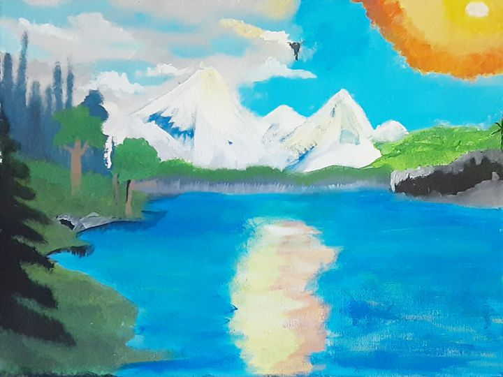 Lakeside - AllenArtsStudios