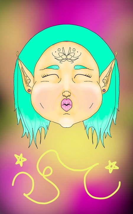 Elf kiss - Alexandria Carrell