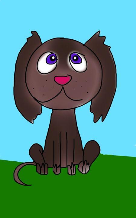 Pup - Alexandria Carrell