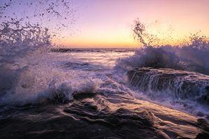 Water Meets Shore