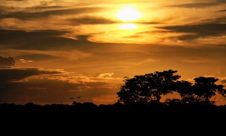 Sunset Haze - Bryan Hughes