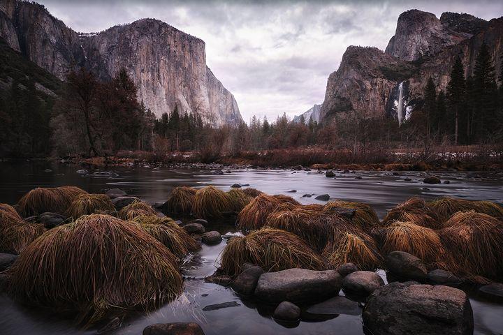 Yosemite Valley - Bryan Hughes