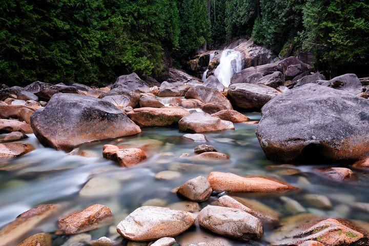 Tranquil River - Bryan Hughes