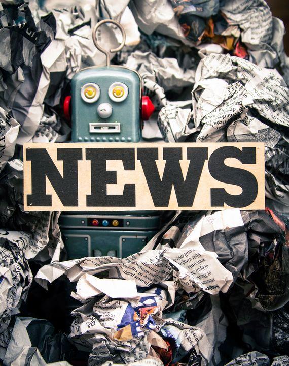 fake news - Charles Taylor