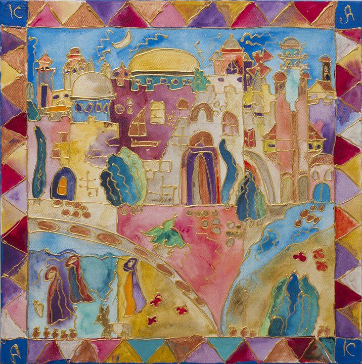 Jerusalem - Mansohn House