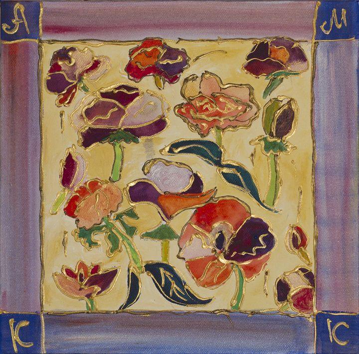 Flowers - Mansohn House