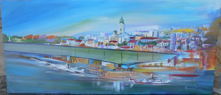 BELGRADE I - ARTS FROM SERBIA