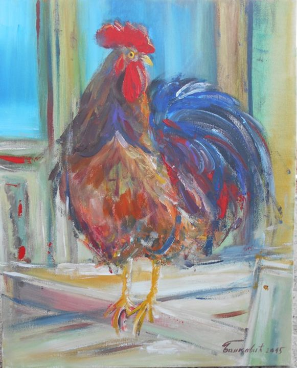 ROOSTER 2 - ARTS FROM SERBIA