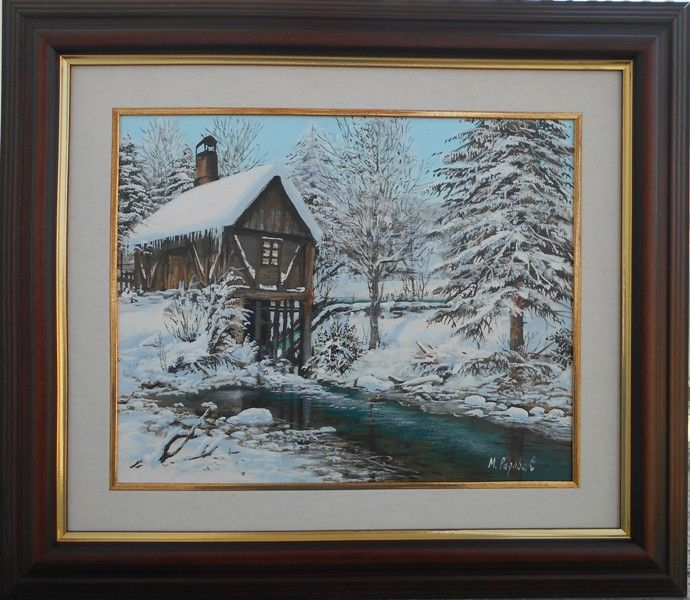 WINTER - ARTS FROM SERBIA