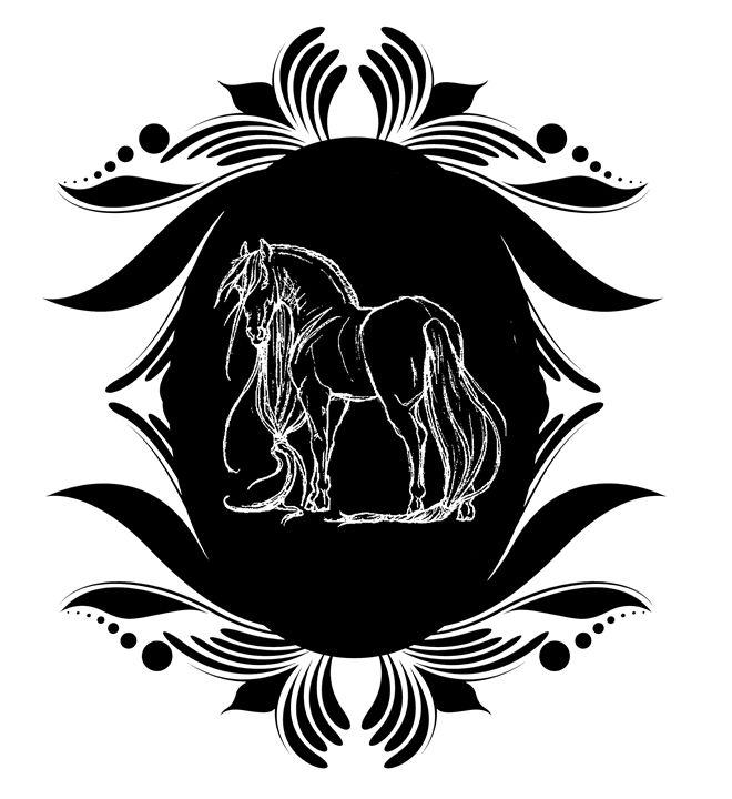 Horse sense! - Cecilia