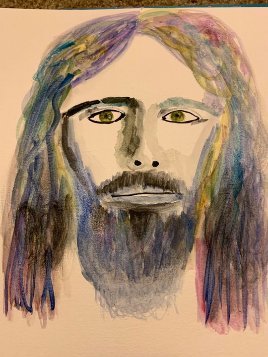 Jesus - Sharon Powell Slaughter