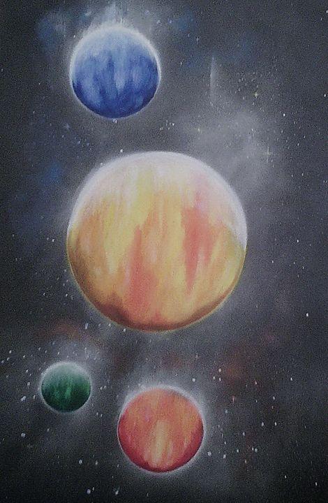 Galaxy..God's artwork - sisajeuliex