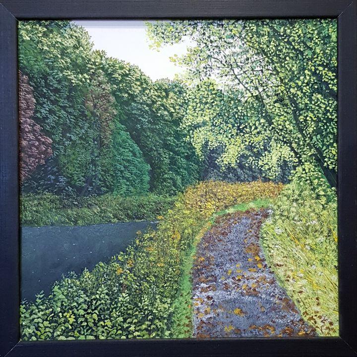 Canal walk - Sebastian Stachura