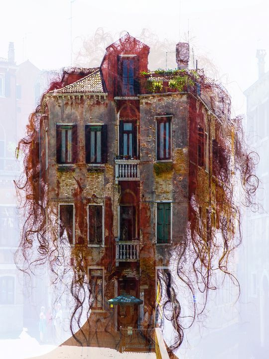 Venice in mind - Gabi Hampe