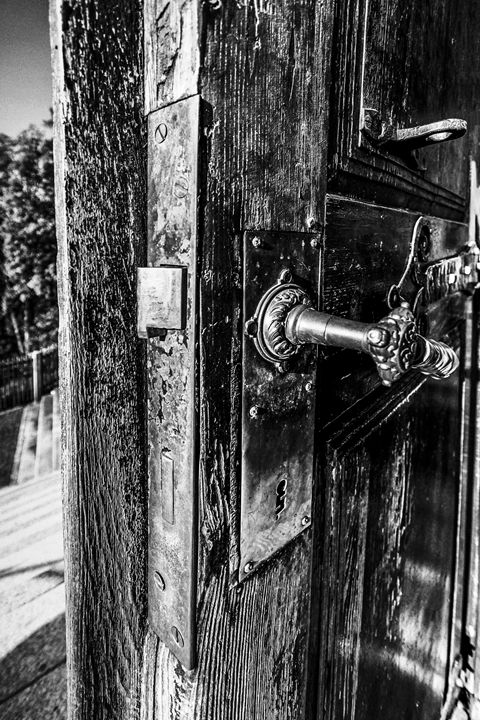 Keys to the Monastery - JL Nell Fine Art Photography