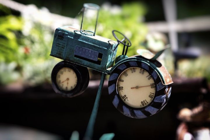 Time n' Temp - JL Nell Fine Art Photography