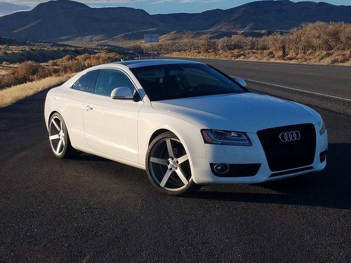 Audi A5 - @PostNoteJazz