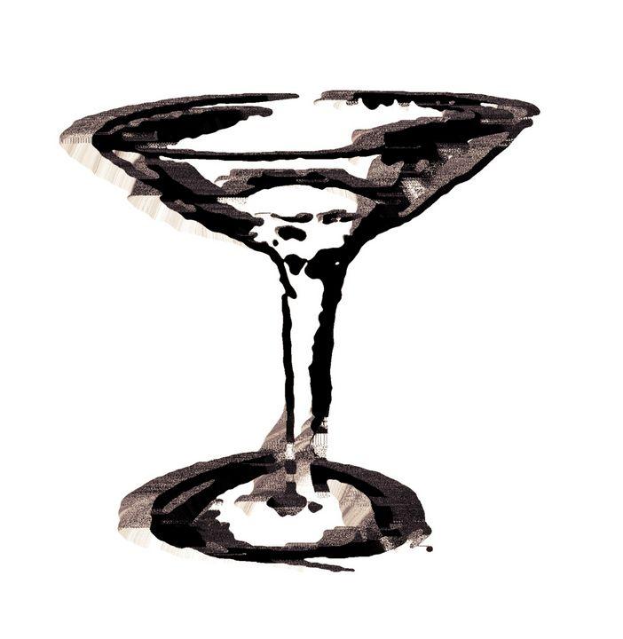Martini Glitch - @PostNoteJazz