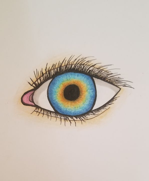 Inspired Eye - Andrew Watson
