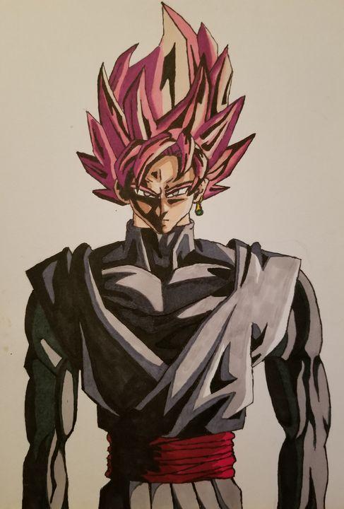 Goku Black - Andrew Watson