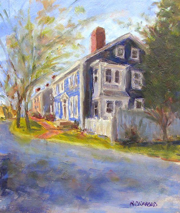 Historic Home Wickford, RI - ROGER CLIFFORD
