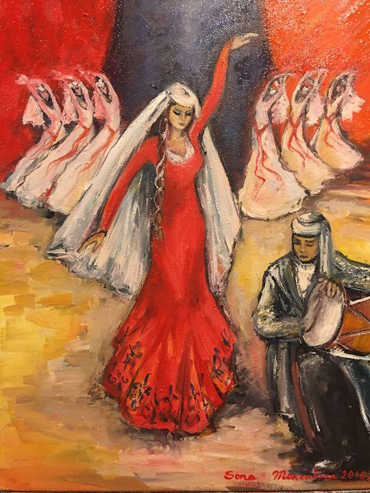Yeraguin - Sona Manoukian Art
