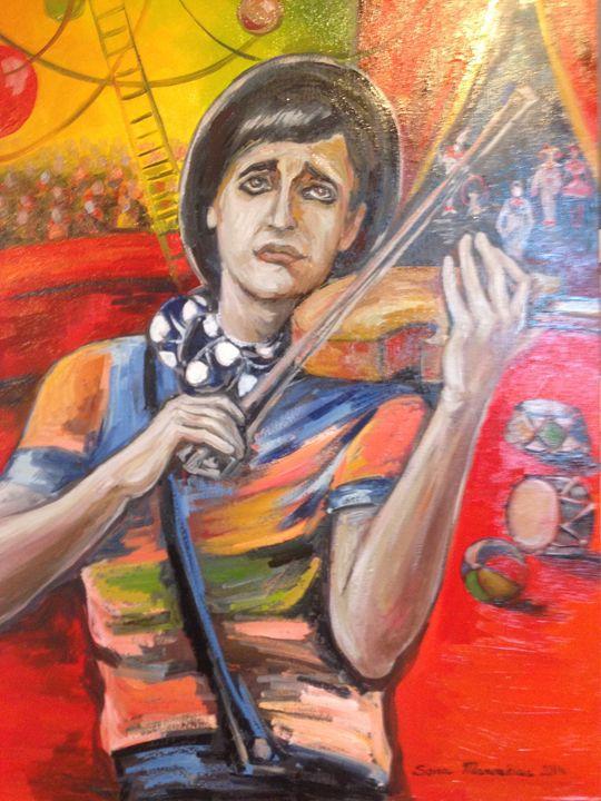 Leonid Yengi-Barov - Sona Manoukian Art