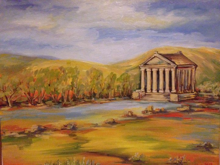 Garni - Sona Manoukian Art