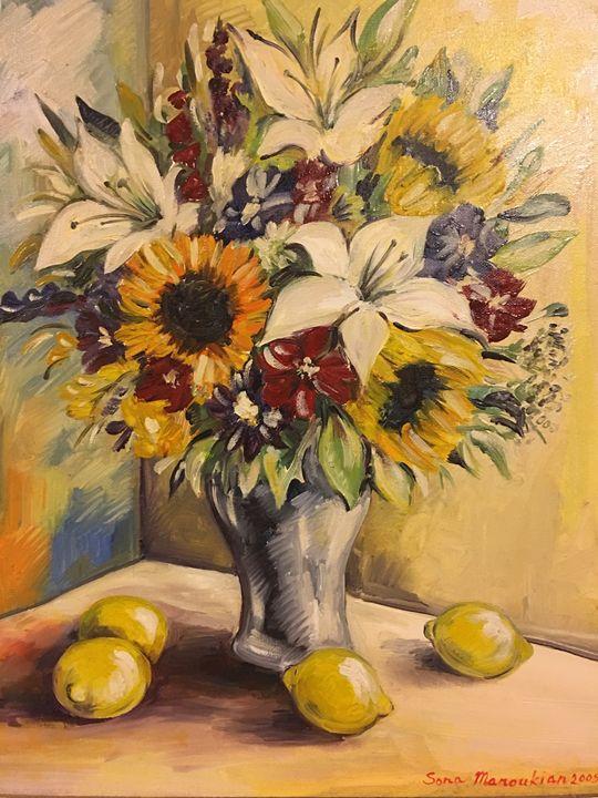 Morning - Sona Manoukian Art