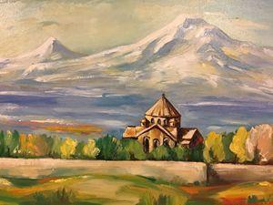 Spitak Sar-White Mountain