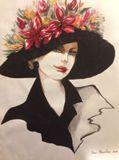 Bouquet Hat