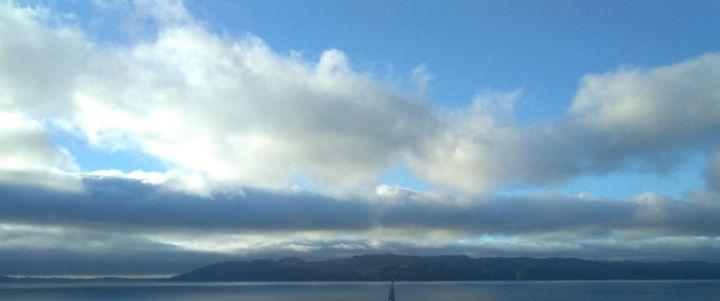 Clouds Gather - Hazel Wonder