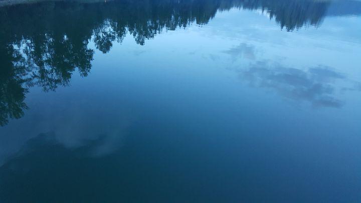 Water Mirror - Hazel Wonder