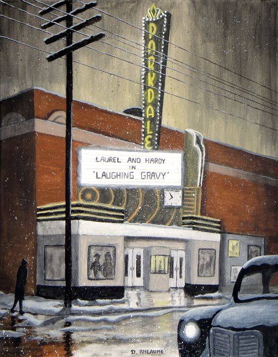 The Parkdale - Dave Rheaume Artist