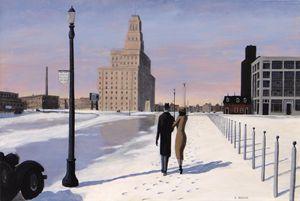 University Avenue - Dave Rheaume Artist