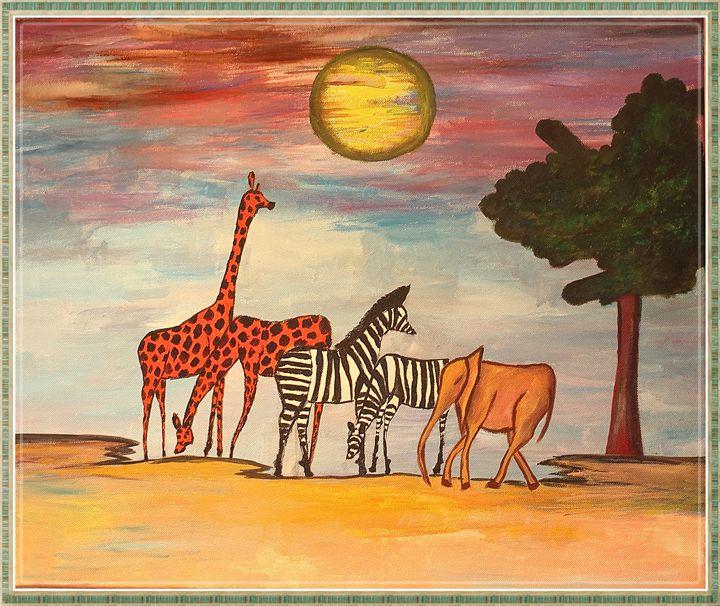 safari fellas_a.z. - MiNi Part-of-Me
