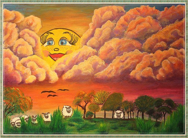 let the sunshine_a.z. - MiNi Part-of-Me