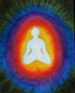 Meditation - Calliope Braintree's Tarot Series